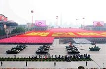 Triều Tiên sắp khoe giàn vũ khí mới trong lễ diễu binh