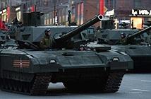 """10 tiết lộ """"sốc"""" về siêu tăng T-14 Armata của Nga"""