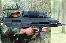 Khám phá điểm đặc biệt trên súng trường K11 Hàn Quốc