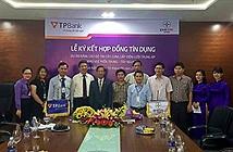 TPBank ký kết cấp tín dụng cho Điện lực miền Trung