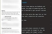 5 ứng dụng người mới dùng Mac nên cài đặt