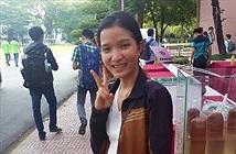 Thùng rác thông minh biết báo đầy của sinh viên ĐH Hoa Sen