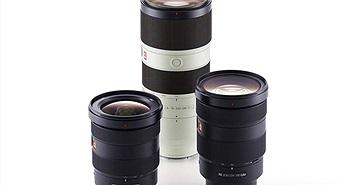 Sony ra mắt hai ống kính FE 12-24mm f/4 G và 16-35mm f/2.8 GM cho máy ảnh mirrorless