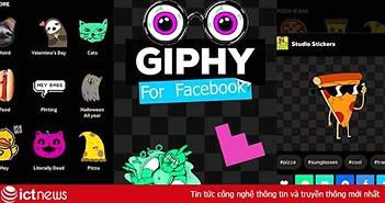 Facebook mua dịch vụ ảnh động Giphy