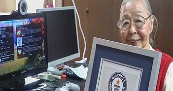 Kỷ lục 'YouTuber về game cao tuổi nhất thế giới'