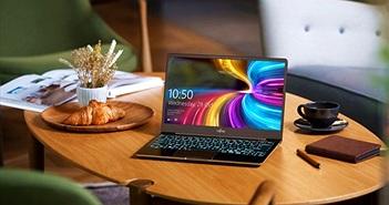 Laptop Fujitsu CH siêu nhẹ ra mắt thị trường Việt giá 26 triệu đồng