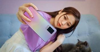 Những điểm nhấn của vivo V21 5G: smartphone đầu tiên có chống rung OIS trên camera selfie