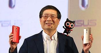 """CEO Jerry Shen: """"ASUS có tham vọng muốn đạt 15 - 20% thị phần smartphone """""""