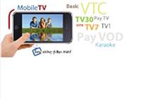 Giải trí cùng MobileTV của MobiFone