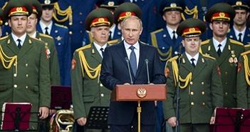 """Vì sao Nga giảm số lượng tên lửa dùng để """"nắn gân"""" phương Tây?"""