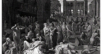 Dịch Ebola từng tấn công Hy lạp cổ đại ?