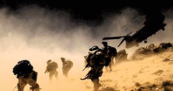Ngạc nhiên kho vũ khí ngoại trong Quân đội Mỹ