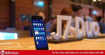 Samsung giới thiệu Galaxy J7 Duo tại Việt Nam, giá 5,49 triệu đồng