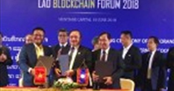 """Lina Group ký MOU cung cấp giải pháp """"Định danh điện tử"""" cho Lào"""