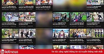 Ăn mì trong bồn cầu, chơi ma túy kiếm tiền phản cảm từ YouTube ở VN