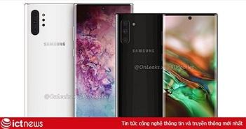Galaxy Note 10 ra mắt ngày 7/8 tại New York?