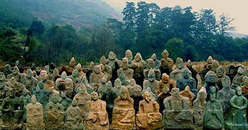 Bí ẩn về những bức tượng tồn tại suốt 800 năm khiến người Trung Quốc phải kính sợ