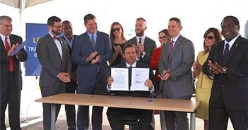 Chính quyền Florida ra dự luật cho phép thử nghiệm xe tự lái