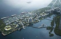 Dự án thành phố tương lai của Tencent: Rộng 2km2, không bóng ô tô, tận dụng phương tiện tự hành