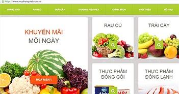 Báo Thanh Niên ra mắt trang bán thực phẩm sạch trực tuyến