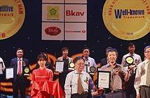 Bkav là 1 trong 10 nhãn hiệu nổi tiếng nhất Việt Nam