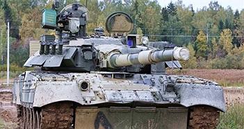 Xe tăng T-80 Nga được nâng cấp mạnh ngang Leopard 2A6, M1A2
