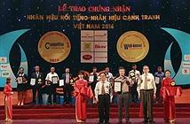 Bkav được vinh danh tại Top 10 Nhãn hiệu nổi tiếng nhất Việt Nam lần thứ 4 liên tiếp