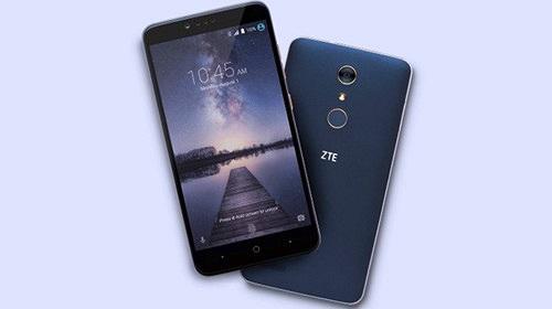Ra mắt smartphone ZTE full-HD, cảm biến vân tay, giá 99 USD