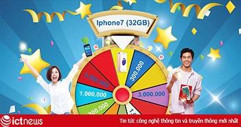 MobiFone công bố thuê bao trúng thưởng 53 điện thoại iPhone 7