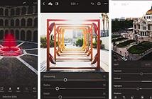 Adobe nâng cấp Lightroom Mobile cho cả iOS và Android
