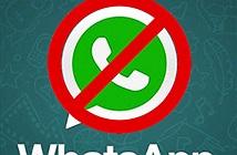 Trung Quốc chặn ứng dụng nhắn tin WhatsApp