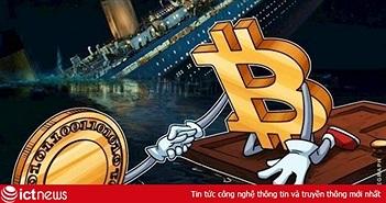 Bitcoin và các đồng tiền mật mã khác không phải tiền, 'quá rủi ro với nhà đầu tư'