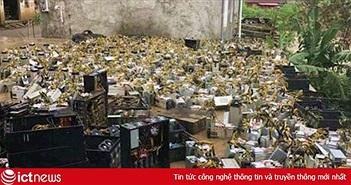 Dân đào Bitcoin tại Trung Quốc khốn khổ vì lũ cuốn trôi toàn bộ trâu cày