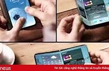 Đầu năm 2019 Samsung ra điện thoại đặc biệt: màn hình to như tablet, gấp lại gọn như ví tiền