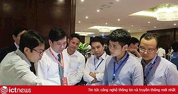 """FSI trình diễn các giải pháp công nghệ cao """"Made in Vietnam"""" tại Vietnam ICT Summit 2018"""