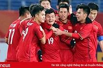 Lịch thi đấu Giải bóng đá Quốc tế U23 - Cúp VinaPhone 2018