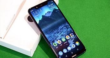 Nokia X5 chính thức: màn hình tai nhỏ, camera kép, chip xử lý Helio P60