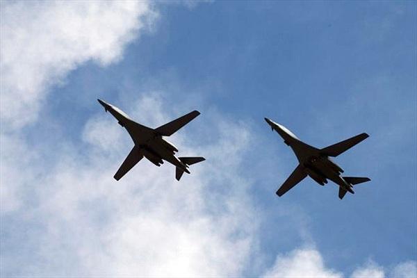 Mục đích Mỹ điều thêm máy bay ném bom B-1B đến Thái Bình Dương