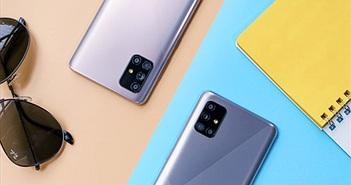 Bộ đôi Samsung Galaxy A51 và A71 lên kệ tại Việt Nam ngày 24/7 giá từ 8 triệu