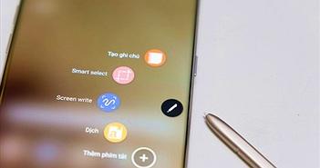 "S-Pen: ""Linh hồn"" của Samsung Galaxy Note đã thay đổi ra sao?"