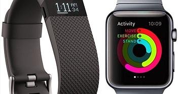 Apple Watch được ưa chuộng về ứng dụng theo dõi sức khỏe