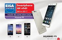 Huawei lại giành giải thưởng mới tại Châu Âu nhờ P9