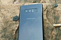 Lộ ảnh Galaxy Note 8 có cảm biến vân tay phía sau