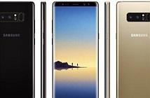 Samsung Galaxy Note 8 ra mắt ngày 23/8