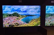 Samsung sẽ ra mắt TV 8K đầu tiên của mình tại IFA 2018