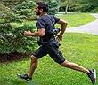 Quần short 5kg giúp người mặc bớt mệt khi chạy bộ