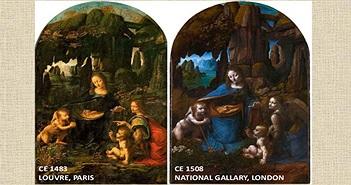 Sau gần 500 năm, các nhà khoa học đã tìm ra bí mật ẩn dưới bức họa của Leonardo da Vinci