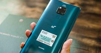 Trên tay Huawei Mate 20X 5G đầu tiên tại Việt Nam giá 17 triệu