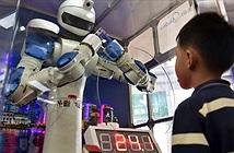 Trung Quốc giới thiệu robot có khả năng viết báo