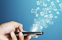 Gần 14 triệu tin nhắn rác phát tán mỗi ngày